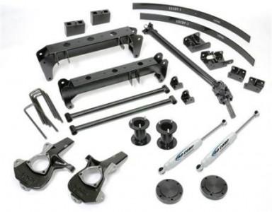 "Pro Comp Pro Compt Suspension 6"" Lift Kit w/  Pro Runner Shocks 07-13 GM 1500 Pro Comp Suspension"