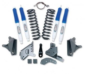 Suspension kits pro comp 6 stage i lift kit w es3000 shocks 83 89 ford f150 2wd pro comp suspension sciox Gallery