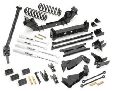 """Pro Comp Pro Comp Sespension 6"""" Lift Kit w/  Es9000 Shocks 02-06 GM 1500 4WD Pro Comp Suspension"""