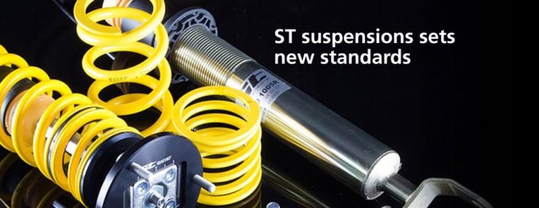 ST Suspension Lowering Springs