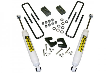 "SUPERLIFT 2.5"" Lift Kit w/  Rear Superide Shocks"