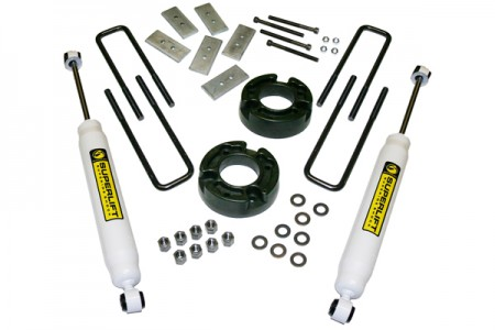 "SUPERLIFT 2"" Lift Kit w/  Rear Superide Shocks"
