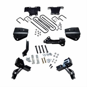 """SUPERLIFT 4"""" Spacer Lift Kit- 2017 Ford F-250 And F-350 Super Duty 4WD"""
