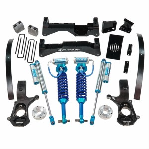 """SUPERLIFT 8"""" Lift Kit w/  King Coilovers And Shocks"""