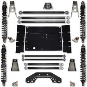 Rock Krawler TJ 5.5 Inch Trail Runner Stg 1 Coilover Long Arm Lift Kit