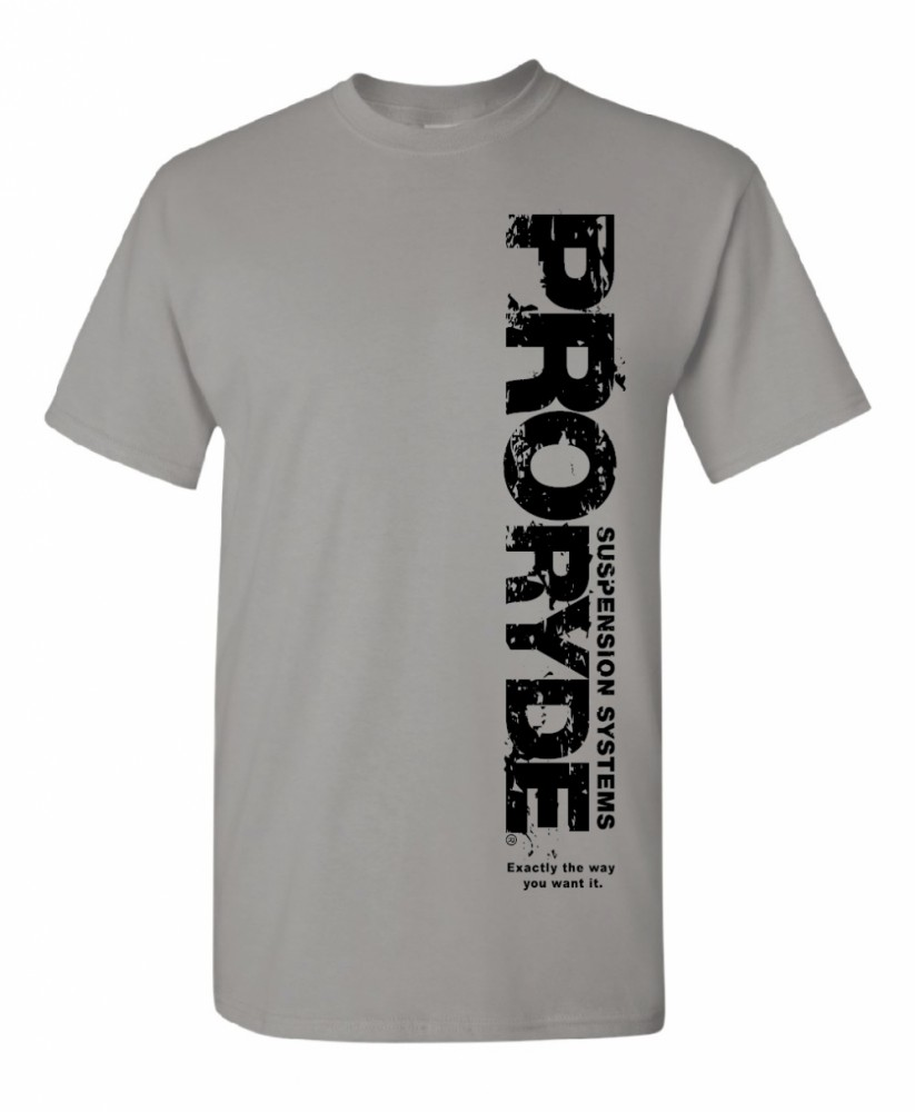 Free ProRYDE shirt? Large