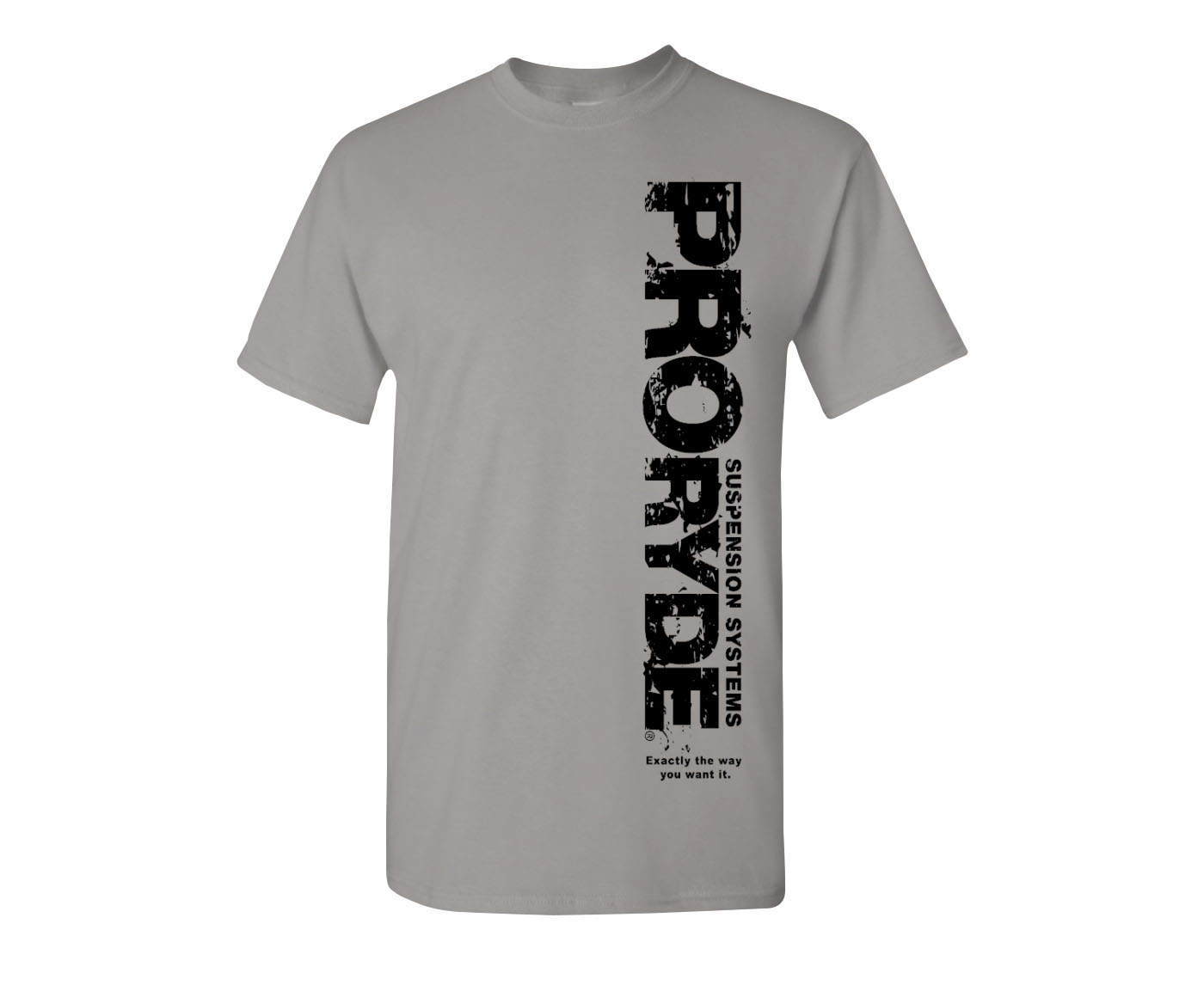 Free T-Shirt Small ProRyde Shirt