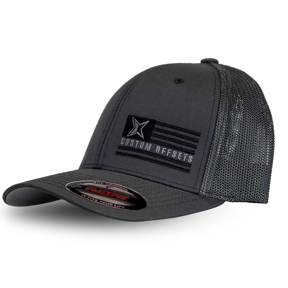 "Custom Offsets ""Flag"" Trucker Hat"