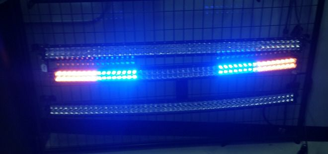 50 inch color shifting cbar led light bar complete kit 50 inch color shifting cbar led light bar complete kit aloadofball Image collections