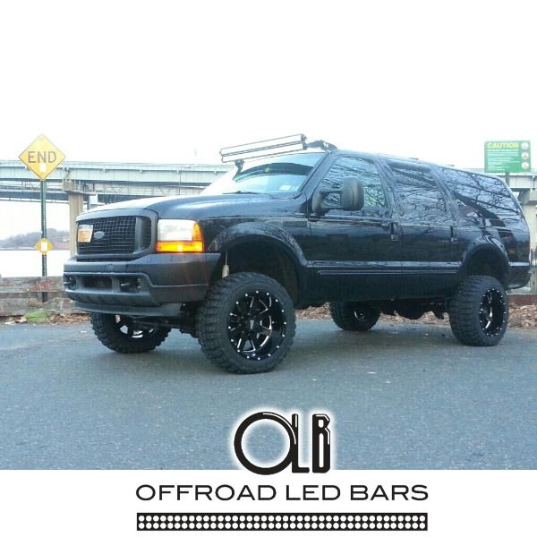 50 inch dual stacked led light bars complete setup for ford trucks 50 inch dual stacked led light bars complete setup for ford aloadofball Images