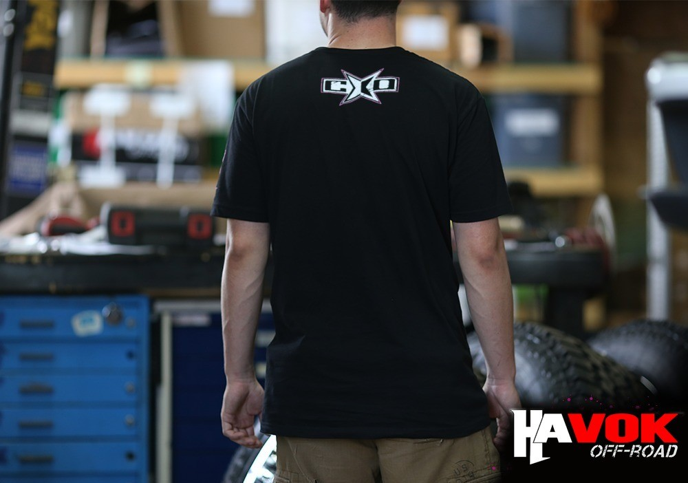 Havok Offroad and Custom Offsets Breast Cancer T-Shirt