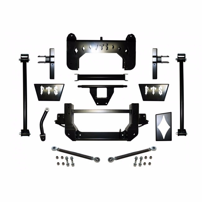 "Full Throttle Suspension FTS 1999-2006 12"" Chevy / GMC Silverado / Sierra 1500 w/   Heim Joint Steering"
