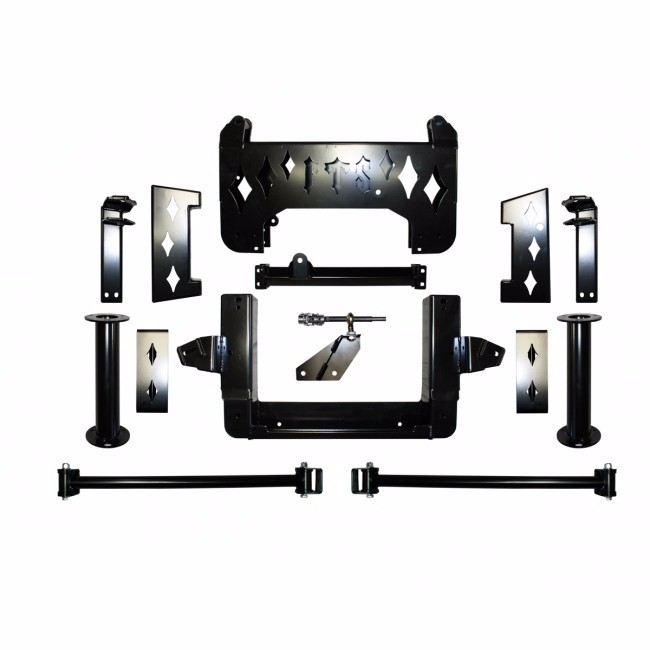 "Full Throttle Suspension FTS 2007 15"" Chevy / GMC 1500 4WD Basic Kit"