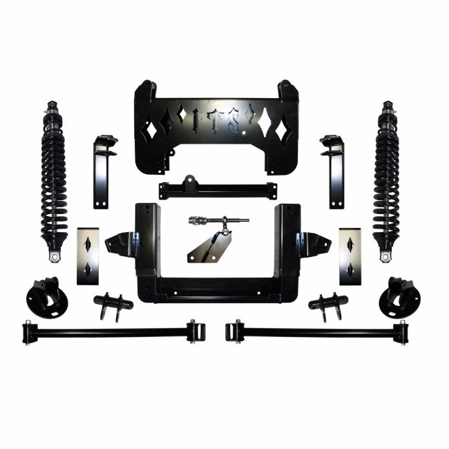 "Full Throttle Suspension FTS 2008-2013 15"" Chevy / GMC 1500 2WD w/   Coilovers"
