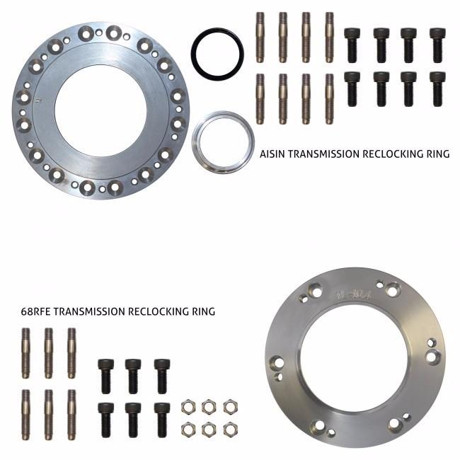 "Full Throttle Suspension FTS 2013-2017 Ram 3500 4WD 12"" Long Arm 4Link Kit"