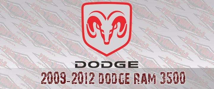 "Full Throttle Suspension FTS 2009-2013 2500 & 2009-2012 3500 12"" Long Arm Dodge 4WD Diesel"