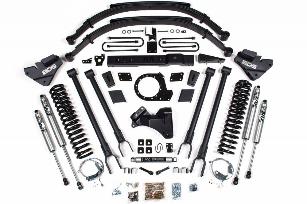 8 Inch BDS Lift Kit