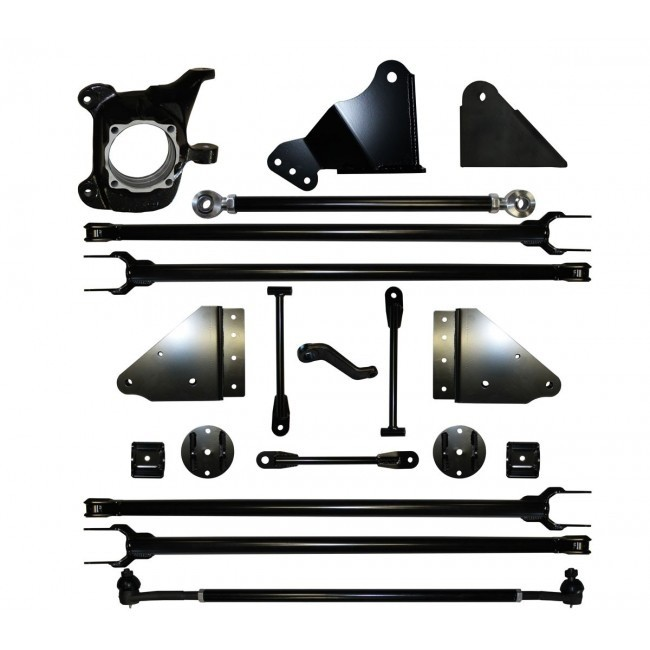 "Full Throttle Suspension FTS 2008-2013 Ford F250 / F350 12"" Long Arm Kit"