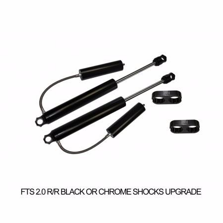 "Full Throttle Suspension FTS 2007 10"" Chevy / GMC Tahoe / Suburban / Avalanche / Escalade / Denali 2WD Basic Kit"