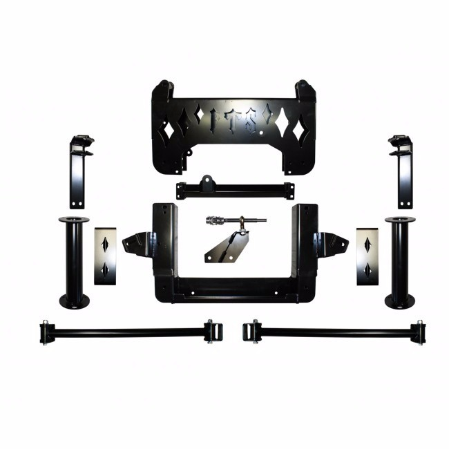 "Full Throttle Suspension FTS 2007 15"" Chevy / GMC Tahoe / Suburban / Avalanche / Escalade / Denali 2WD Basic Kit"