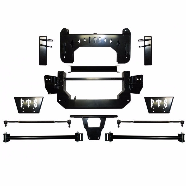 "Full Throttle Suspension FTS 2007-2008 12"" Chevy / GMC Silverado / Sierra 1500HD / 2500HD / 3500HD 2WD"