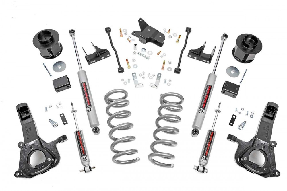 """Rough Country 6"""" Dodge/Ram 1500 Suspension Lift Kit - 2WD"""