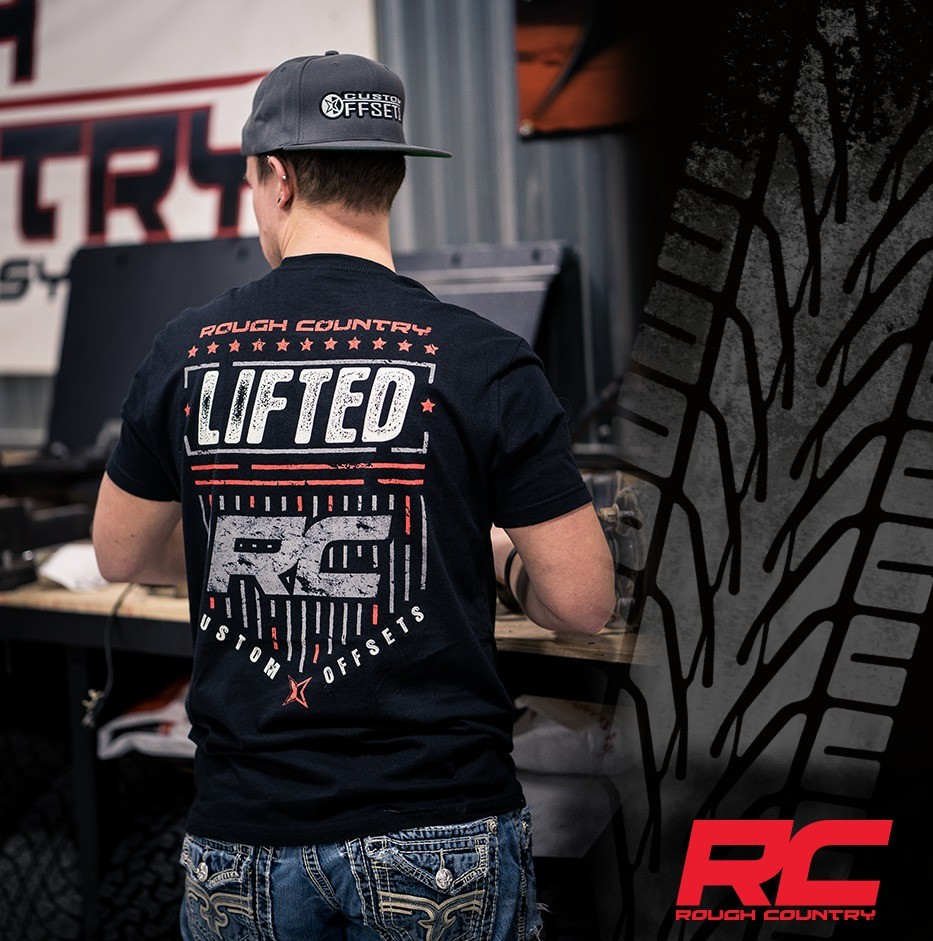 Custom Offsets Rough Country T-Shirt