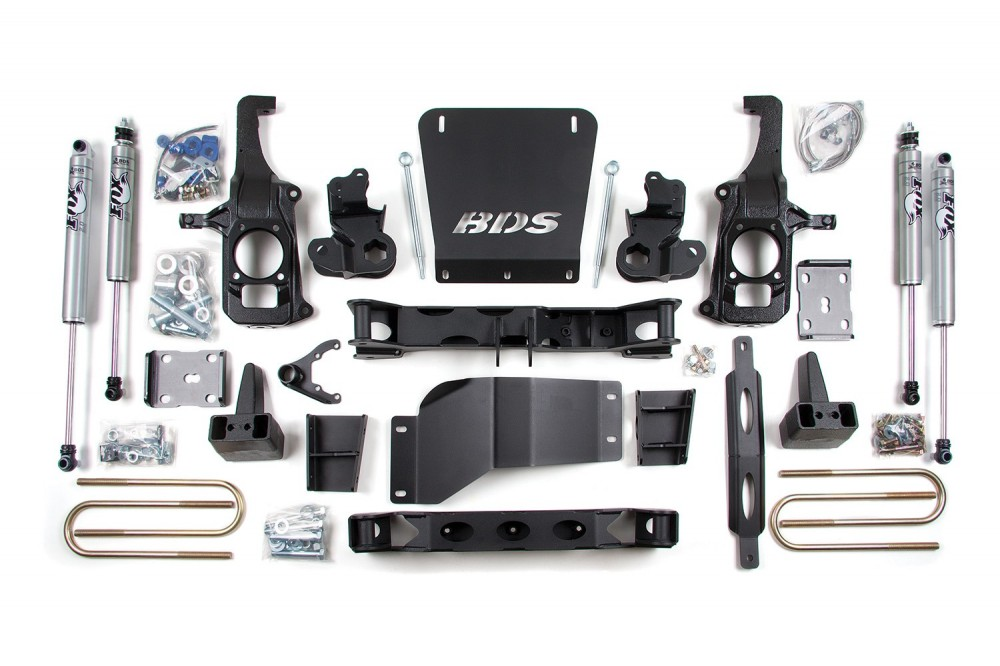 "BDS Suspension 6.5"" Suspension Lift Kit - Chevy/GMC"