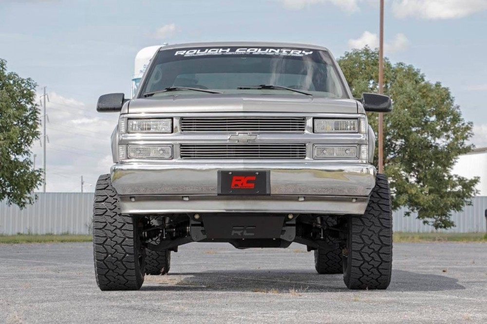 Rough Country 6IN GM SUSPENSION LIFT KIT (88-00 K2500/3500 PU 4WD)