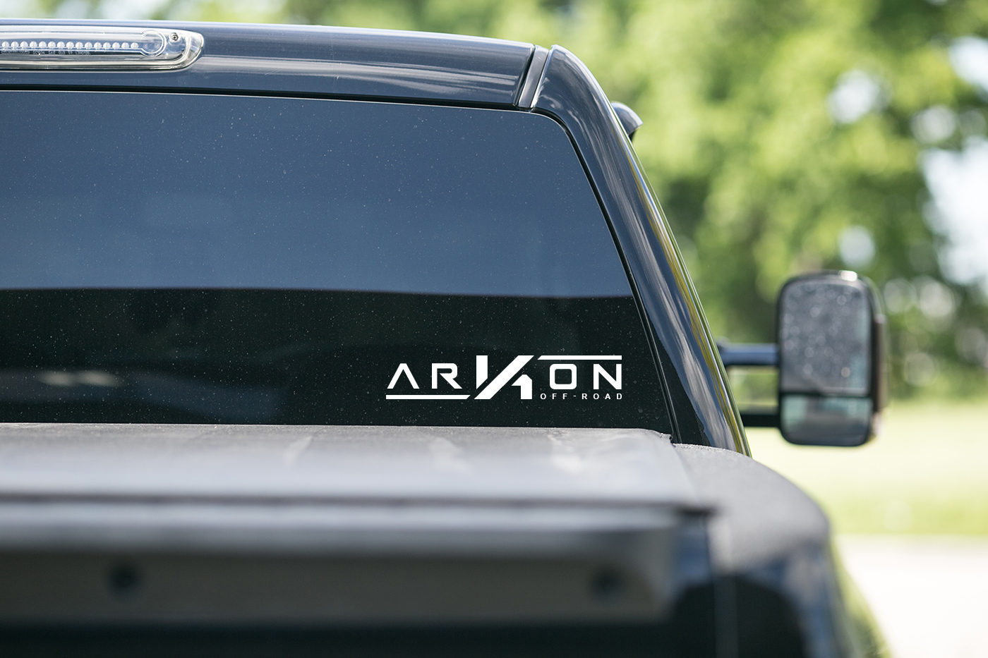 "Arkon Offroad 12"" Decal"