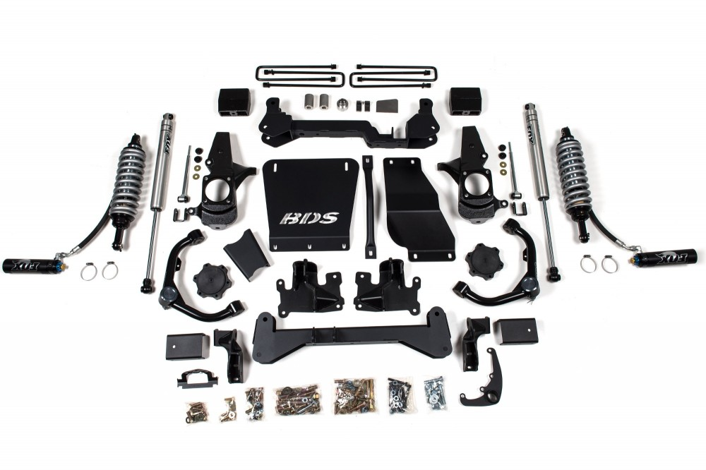 "BDS Suspension 4-1/2"" Coil-Over Lift Kit - Chevy/GMC HD 4WD"