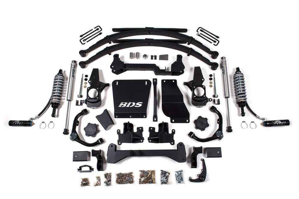 Bds Suspension 65 Coil Over Lift Kit Chevy Gmc Hd 4wd Arkon Off