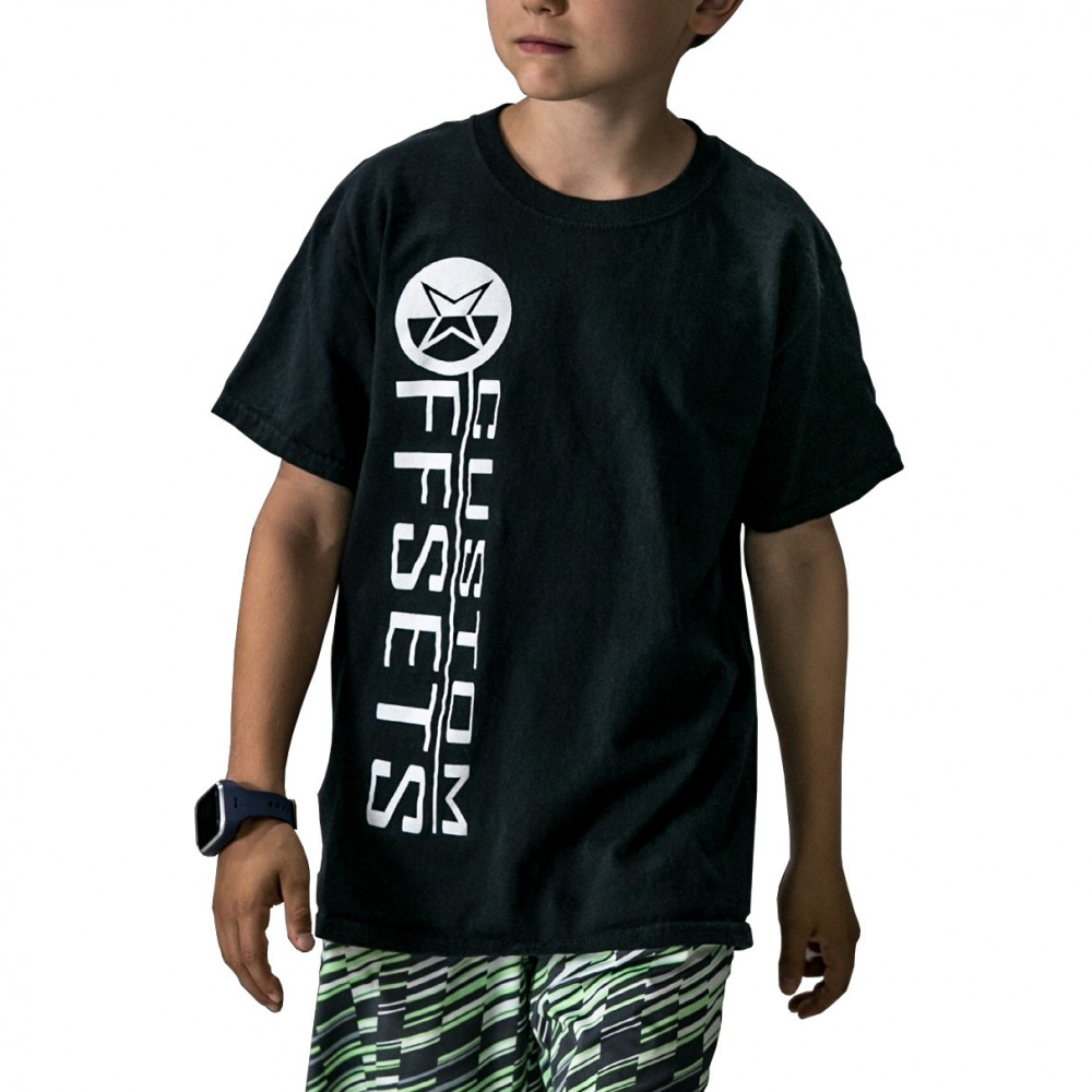 c959e943 Custom Offsets Childrens Logo T Shirt Custom Offsets