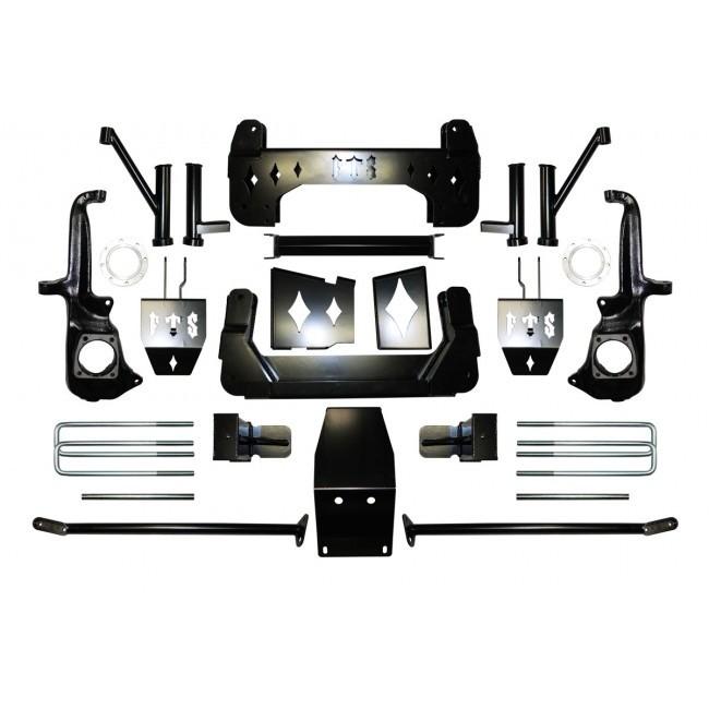 "Full Throttle Suspension FTS 10"" CHEVY / GMC SILVERADO / SIERRA 4WD 2500HD/3500HD"