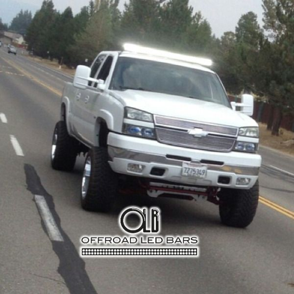50 inch led light bar 50 inch offroad led light bar olb aloadofball Images
