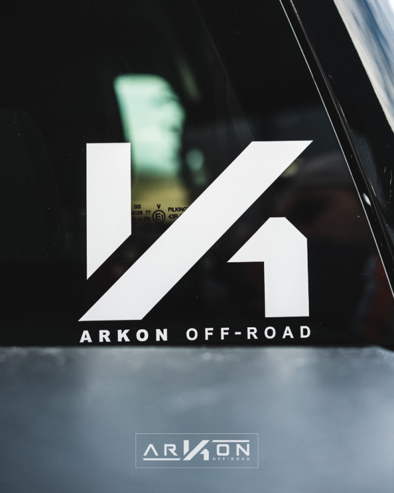 "ARKON OFF-ROAD Arkon Offroad 8"" Decal"