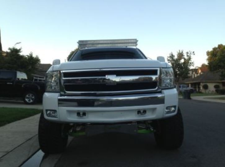 50 inch Dual Stacked LED light bar Roof Mounts and Hardware  Led Light Bar Wiring Diagram on