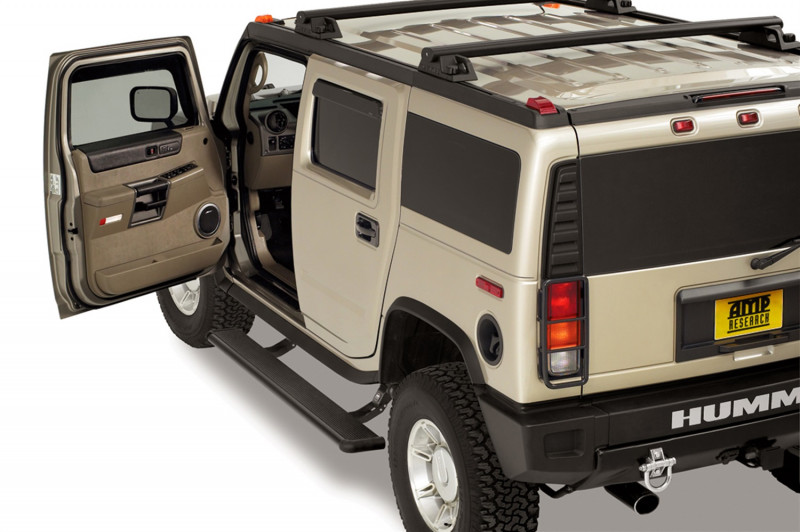 AMP Research PowerStep | 03-09 Hummer H2