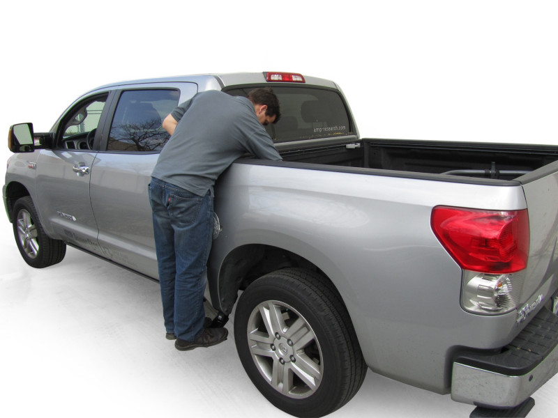AMP Research BedStep2 | 07-21 Toyota Tundra | CrewMax