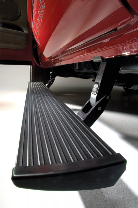 AMP Research PowerStep Plug N' Play | 14-18 Chevy/GMC 1500 & 15-19 2500/3500 | Double/Crew Cab | Gas Only On HD