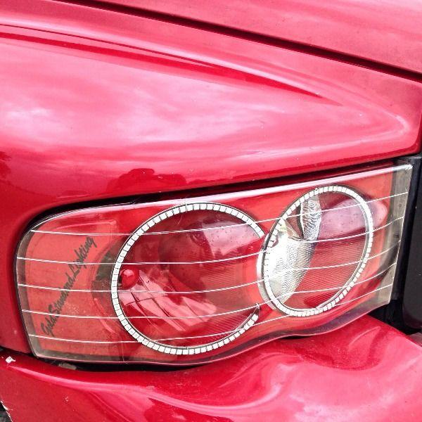 (Headlights) 2003-2005 Dodge Ram halo package