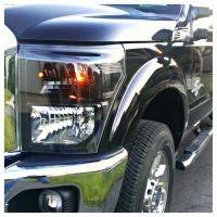 (Headlights) Basic headlight painted housing - ANY MAKE OR MODEL