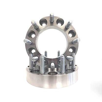 Pair of Steel 1.75in Stahl Spacers