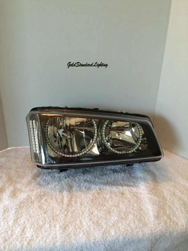 (Headlights) 2003-06 NBS Chevy Pick-up halo install package