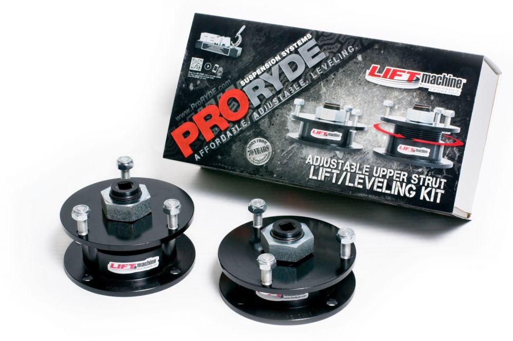 ProRyde Ford F150, Expedition and Lincoln Navigator Mark LT LIFTMachine Adjustable Leveling Kits