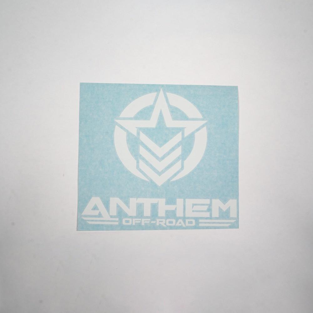 "12"" Vinyl Anthem Vertical Logo"