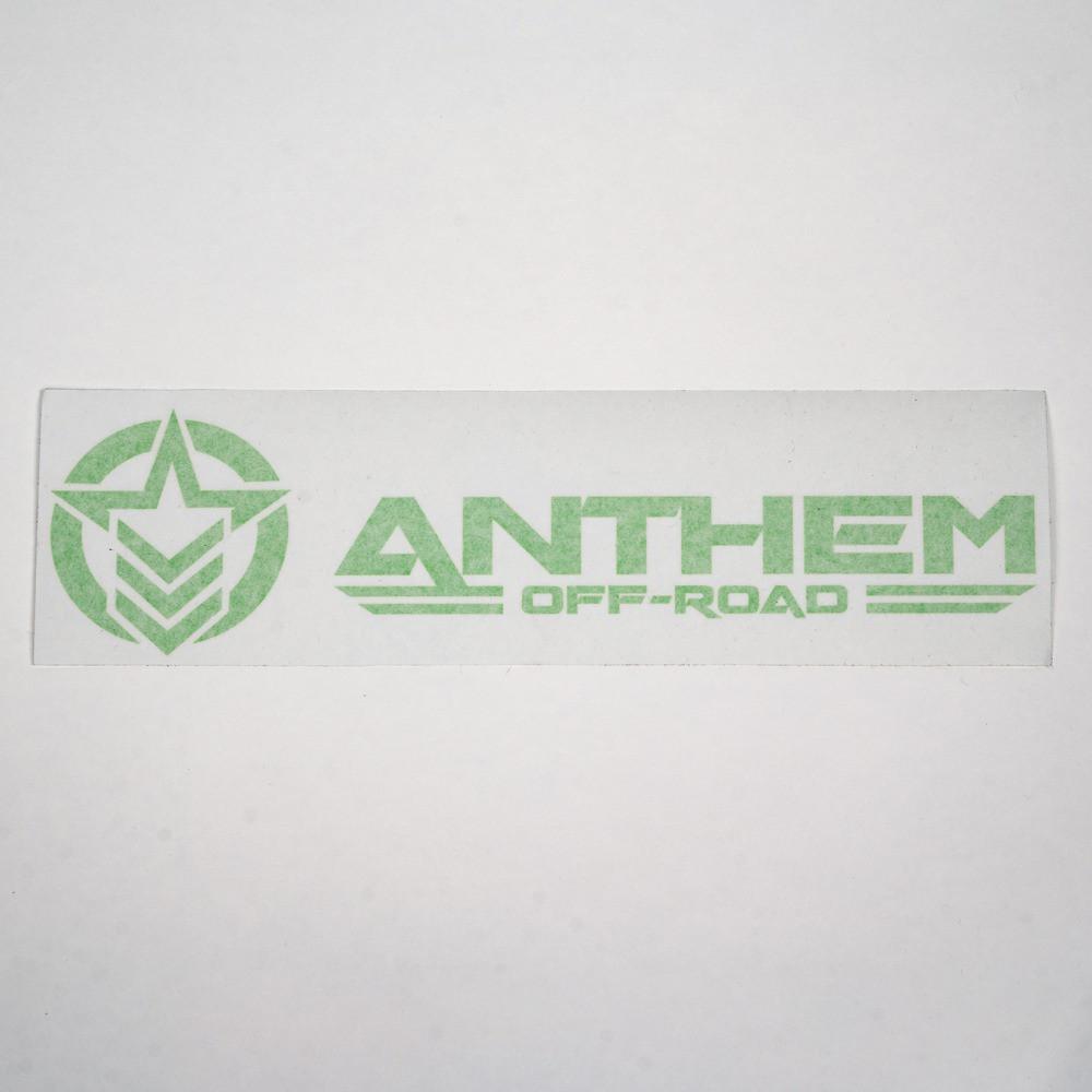 """12"""" Vinyl Anthem Horizontal Logo"""