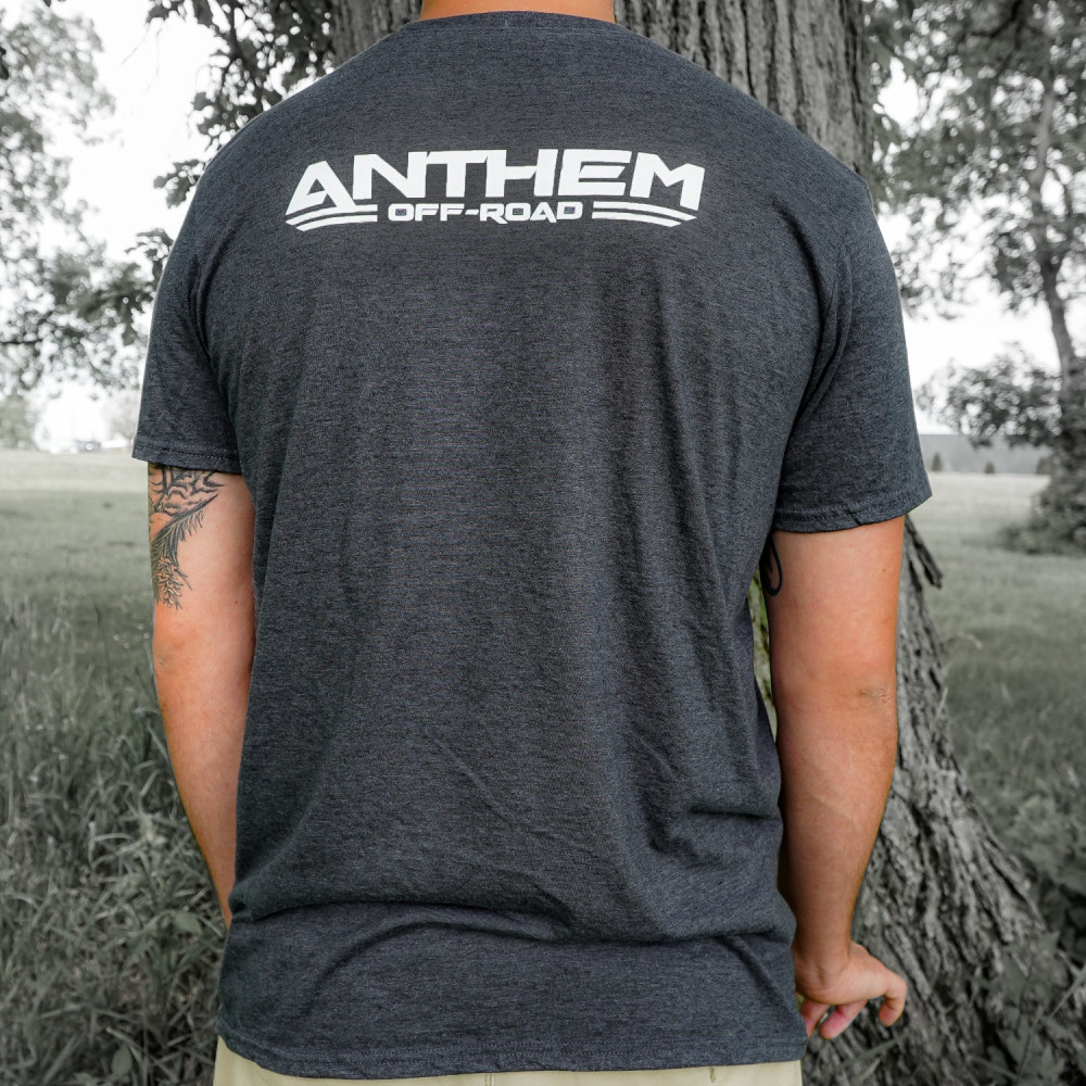 Classic Logo Heather Grey Shirt