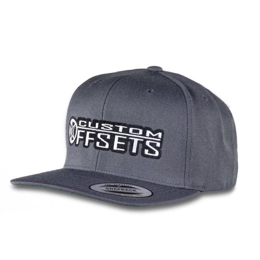 Custom Offsets Adjustable Snapback Hat