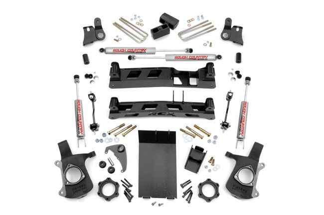 "Rough Country 4"" GM NTD Suspension Lift Kit"
